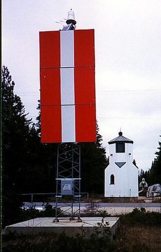 National Register of Historic Places listings in Door County, Wisconsin - Image: Baileys Harbor Range