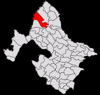 Balta, Mehedinți Commune in Mehedinți, Romania