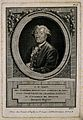 Balthazar Georges Sage. Line engraving by Hubert. Wellcome V0005175.jpg