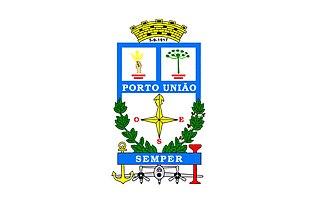 Porto União - Image: Bandeira Porto União