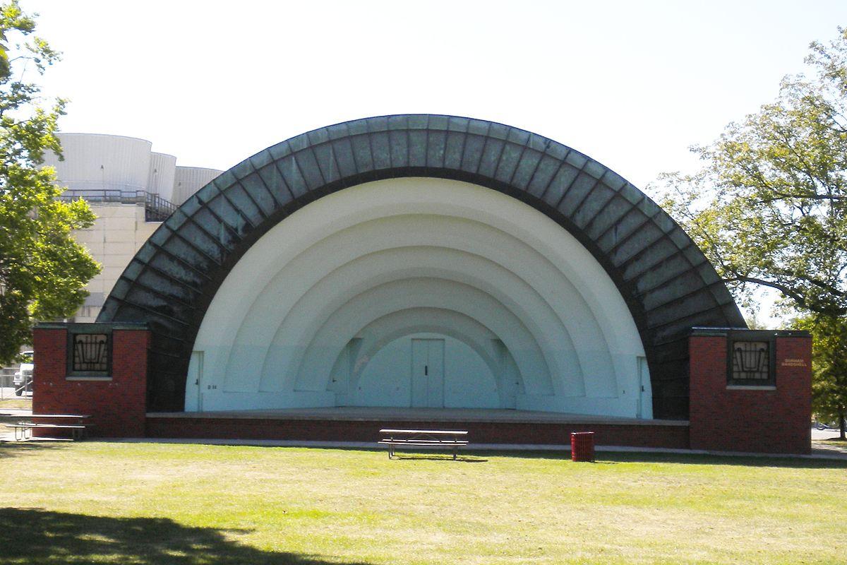 Bandshell Park Ames Iowa Wikipedia