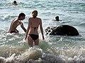 Bang Tao Beach of Sheraton Grande Laguna Phuket - panoramio (2).jpg