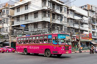 Ban Chang Lo subdistrict in Bangkok Noi district, Bangkok, Thailand