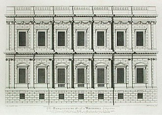 Execution of Charles I - Image: Banqueting House Vit Brit edited