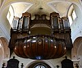 Banská Štiavnica - Church of the Assumption of the Virgin Mary - Baroque Organ.jpg