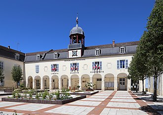 Bar-sur-Aube - Town hall of Bar-sur-Aube