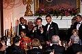 Barack Obama and Hu Jintao of China toast, 2011.jpg