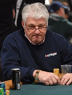 Barry Shulman American poker player