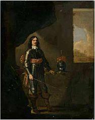 Portrait of Wilhelm Vincent van Wyttenhorst