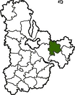 Baryshivka Raion Former subdivision of Kyiv Oblast, Ukraine