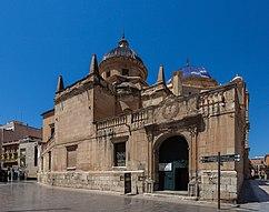 Basílica de Santa María, Elche, España, 2014-07-05, DD 17.JPG