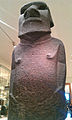 Basalt Statue known as Hoa Hakananaia (front) - British Museum.jpg