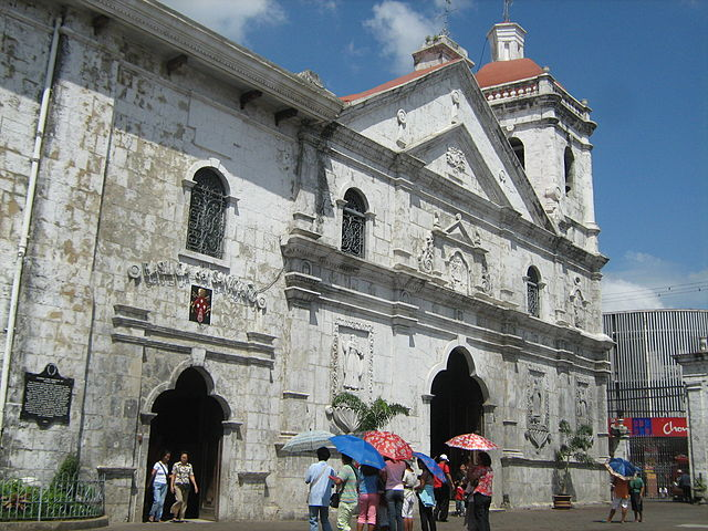 Базилика Миноре-дель-Санто-Ниньо. Себу
