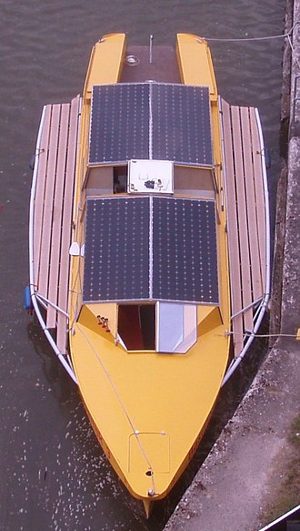 Electric boat - Basilisk 3