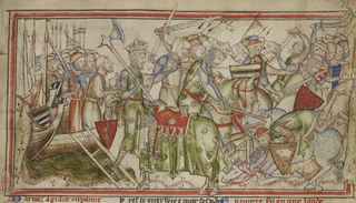 Battle of Fulford 1066 battle near York between Harald Hardrada and two English earls