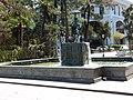 Batumi - fontanna cyklistka.jpg