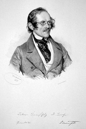 Bauernfeld, Eduard von (1802-1890)