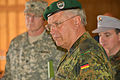 Bavarian Minister of the Interior, Maj. (Res.) Joachim Herrmann at JMTC, Grafenwoehr 140902-A-BS310-010.jpg