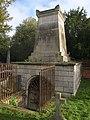 Bazalgette's Mausoleum, Wimbledon - geograph.org.uk - 2168902.jpg