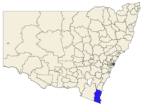 Bega Valley LGA in NSW.png