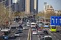 Beiyuan section, Xinhua West street.jpg