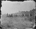 Benson's battery behind earthworks. At Fair Oaks or Seven Pines, Va. (4166179171).jpg