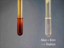 File: Benzol + Brom.ogv
