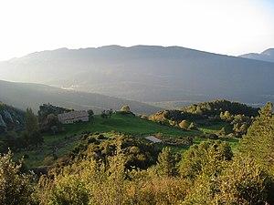 Berguedà - Rasos de Peguera in Berguedà.