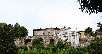 Bergamo - Porta San Giacomo