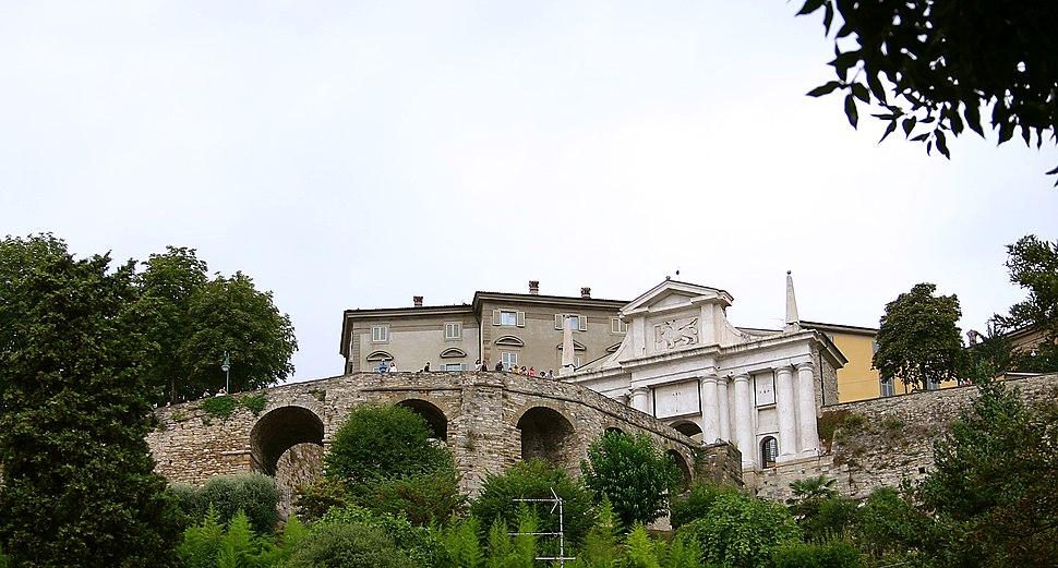 Bergamo-alta