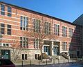 Berlin, Mitte, Gormannstrasse 13, Franz-Mett-Sporthalle.jpg
