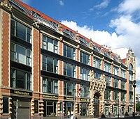 Berlin, Mitte, Hausvogteiplatz 3-4, Geschäftshaus Am Bullenwinkel 02.jpg
