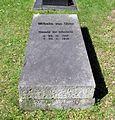 Berlin, Mitte, Invalidenfriedhof, Feld A, Grab Wilhelm von Uslar.jpg