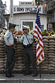 Berlin- Two american soldiers at Checkpoint Charlie - 2915.jpg