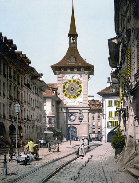 File:Bern Clocktower 1900.jpeg