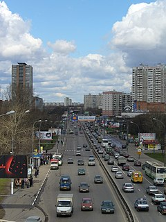 Beskudnikovsky District District in Moscow, Russia