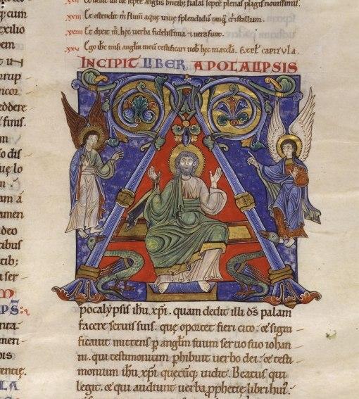 Bible chartraine - BNF Lat116 f193