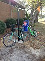 Bicycle rack, Southern Georgia Regional Commission, Valdosta.jpg
