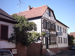 Oberhofstraße in Offenbach am Main