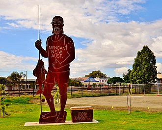 Australia's big things - Big Bogan, Nyngan, 2017 (01)