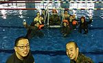 Bilateral students and trainers pose after training 141217-A-VH820-002.jpg