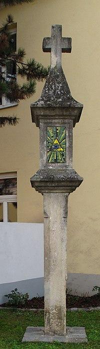 Bildstock 'Wiener Straße 18' (Langenlois) 01.jpg