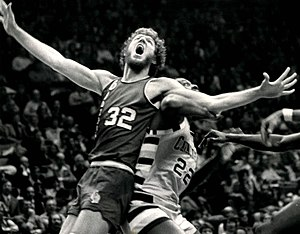 Portland Trail Blazers - Bill Walton won the NBA Finals MVP in 1977 and was named the NBA Regular Season MVP in 1978 while with the Trail Blazers.