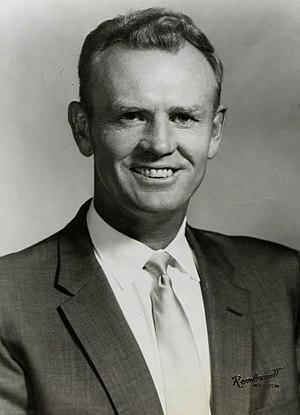 Bill Yeoman - Image: Bill Yeoman portrait