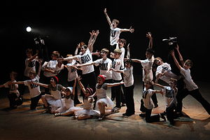 Billy Elliot the Musical - Five years of West End Billys performing in the 5th Birthday Show on 31 March 2010