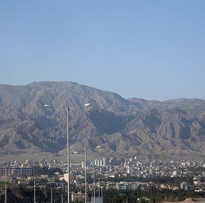 Birjand - Image: Birjand View 2