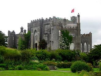 Birr Castle - The castle.