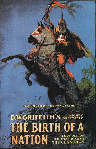 The Birth of a Nation - Theatrical release poster