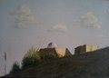 Biruni Observatory Painting Riazi.png