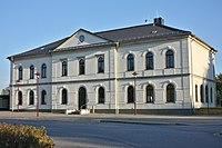 Bischofswerda Bahnhofsgebäude 2010.jpg